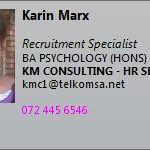 KM CONSULTING - RECRUITMENT SERVICES